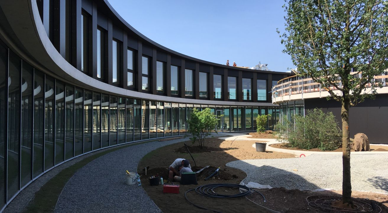 Büro- und Geschäftsgebäude legero united headquarter, 8073 Feldkirchen bei Graz