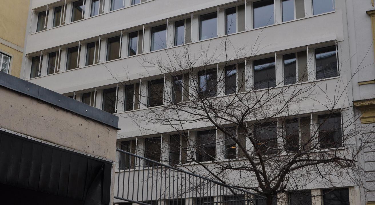 Bürogebäude Ungargasse / Baumannstraße (Sanierung), Wien (A)