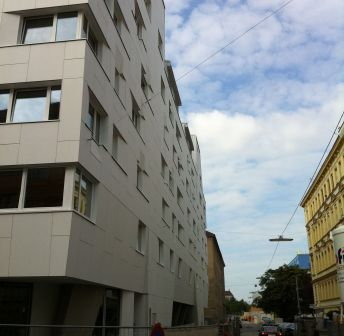 Passive house Impuls Pernerstorfergasse, Wien (A)