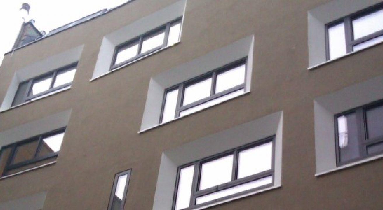 Passivhaus-Wohnheim Neunerhaus Hagenmüllergasse, Wien (A)