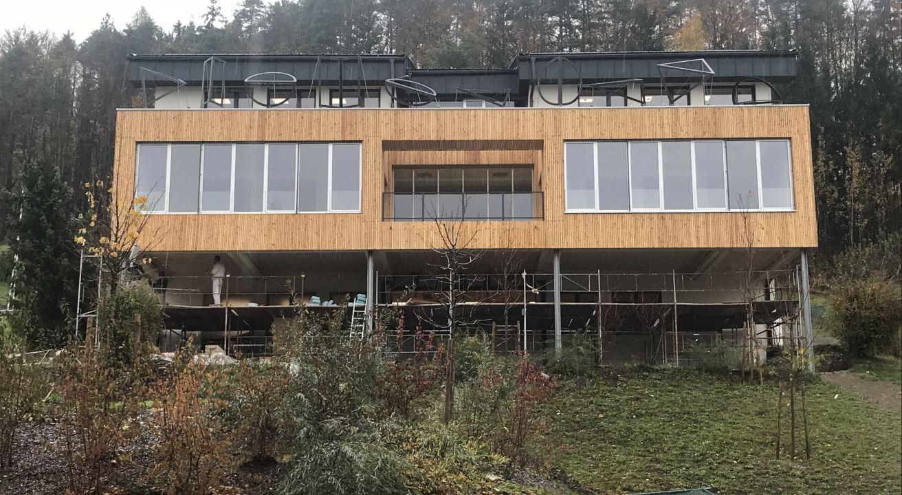 Volksschule Ludmannsdorf (Sanierung), Ludmannsdorf (A)